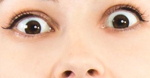 すっぴんで目ヂカラを上げるのは簡単?面接でも好印象の目力UPの方法とは